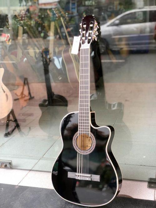 Guitar classic HT Music HT-39CE thùng mỏng