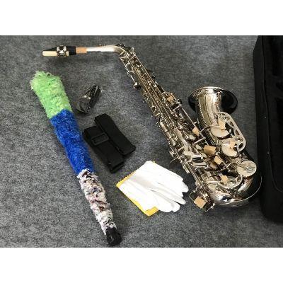 Kèn Saxophone alto MK007 màu trắng
